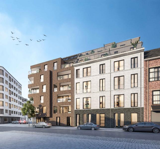 Oostende - Christinastraat