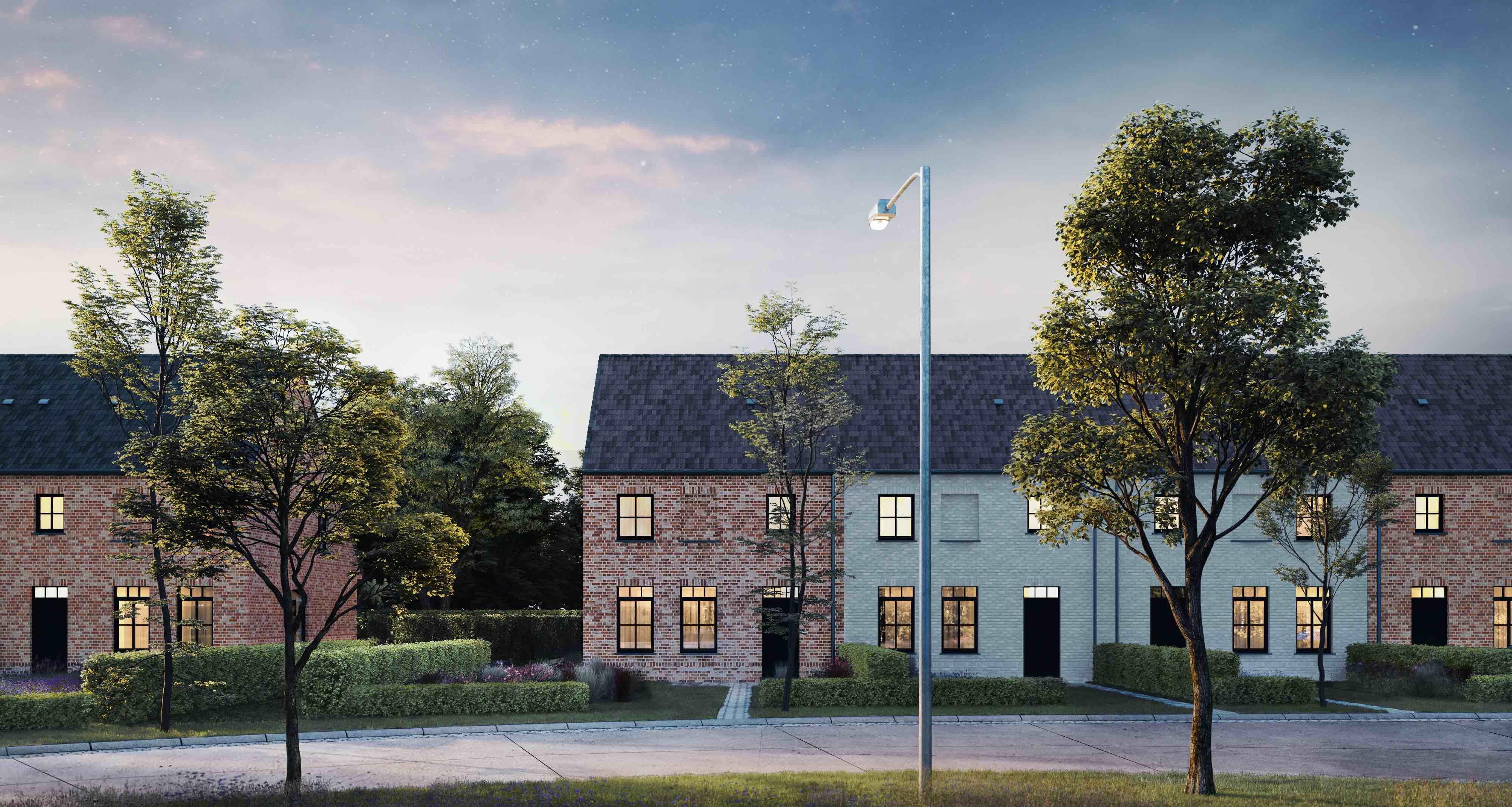 Bewoners nieuwbouwproject Ombeekhof krijgen tips voor klimaatvriendelijke voortuin