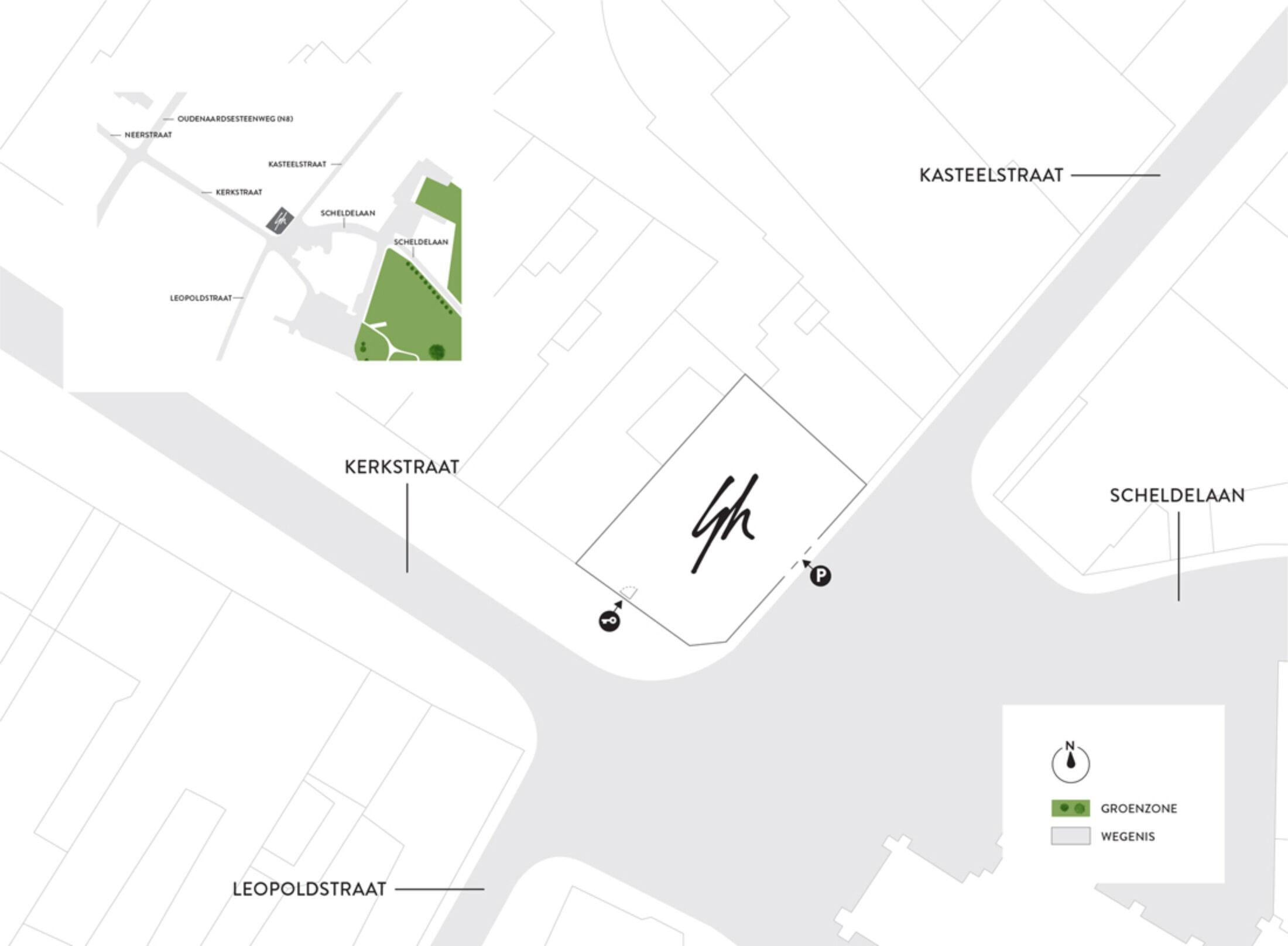 Avelgem - Kerkstraat