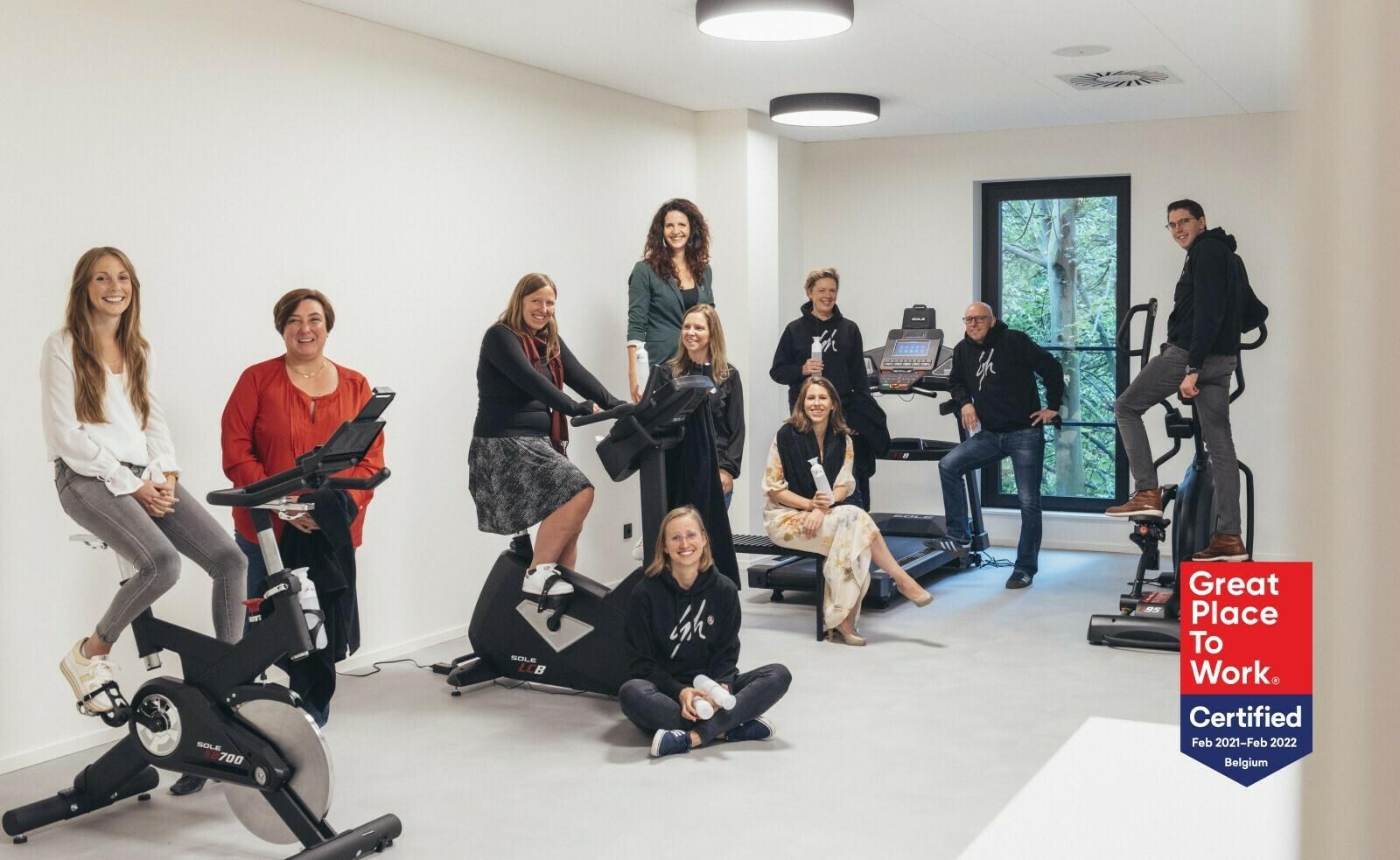 L'entreprise familiale Groep Huyzentruyt originaire de Waregem figure parmi les meilleurs employeurs de Belgique