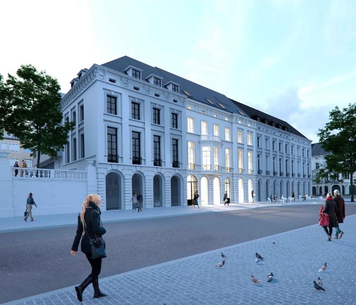 Gent - Sint-pietersplein